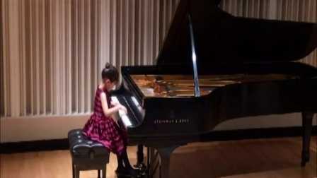肖邦 Nocturne Op 20 in C# Minor Giselle Wu