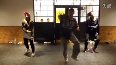 """Momo Koyama""""Wonky TroyBoi""""@En Dance Studio SHIBUYA SECOND"""