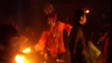 2008年凤山村游神 古董游神视频珍藏