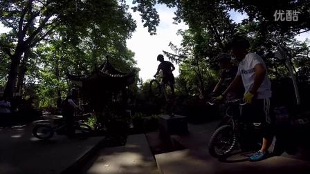 遵义BikeBo聚会视频