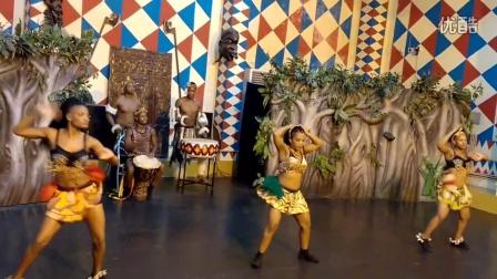 世界之窗非洲人之舞蹈