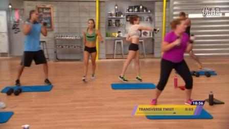 减肥训练营02上半身塑身减脂