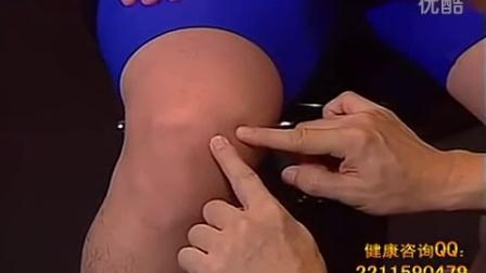 9、养生及治疗张钊汉手法(膝髌骨痛处理方法)【教学篇】