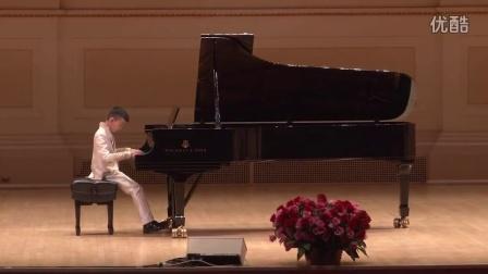 张睿宏Ray Zhang在卡内基斯特恩主厅表》《肖邦夜曲》
