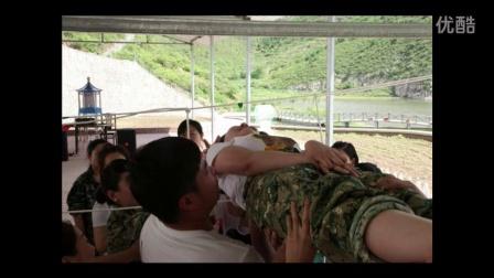 帝恩集团2016军事拓展训练
