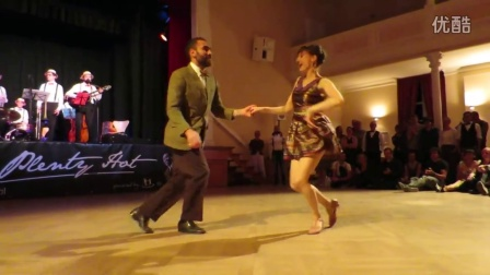 2016 Plenty Hot - Max and Pamela ♕ Lindy Hop _left • • Honeysuckle Rose by He