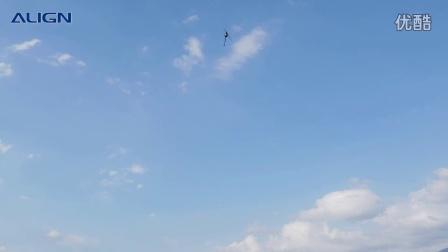 ALIGN T-REX 470L 飛行測試