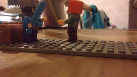 LEGO我的世界生存记(1)Alex的出生