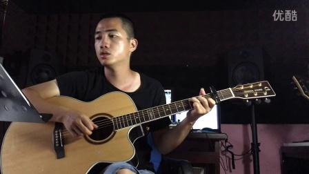吉他弹唱经典歌曲入门教程《平凡之路》
