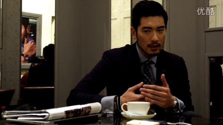 Godfrey Gao and Links of London at Baselworld 2015 - 90sec