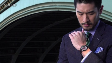 Godfrey Gao and Links of London - Interview 1