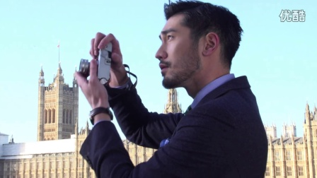 Godfrey Gao and Links of London - Interview 5
