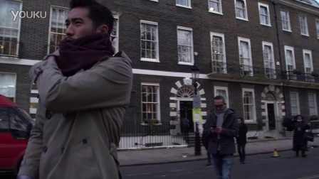 Godfrey Gao and Links of London - Interview 6