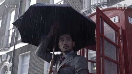 Godfrey Gao Links of London Watch Campaign