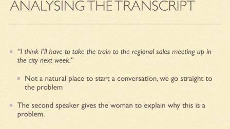 TOEIC Listening Part Three - Conversations