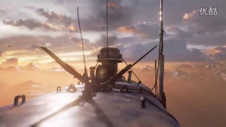 unreal engine4 引擎:High Journey 实时视频效果欣赏