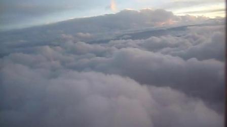 太原飞台中空中景色