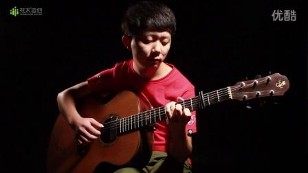 Gin《七夕》吉他独奏——弦木吉他王宁