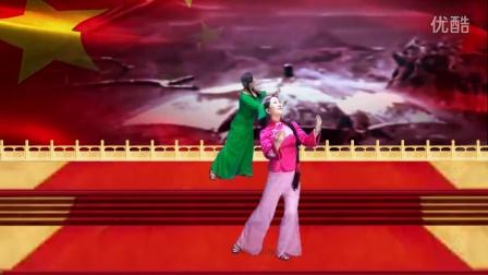 含小北情景舞剧【红军阿哥你慢慢走 】本人饰演三人原创加分解