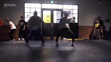 "YASS(Beat Buddy Boi) ""Musik:Mike Shabb""@En Dance Studio SHIBUYA SECOND"