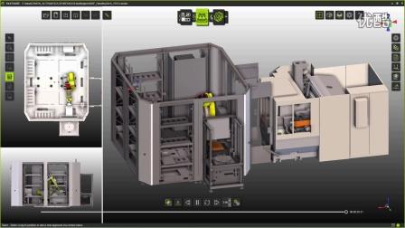 助力德国HandlingTech 公司 数字工厂软件FASTSUITE