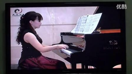 胡老师琴校  钢琴十级 童嬉 朱践耳曲