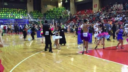 24届香港会长杯体育舞蹈公开赛