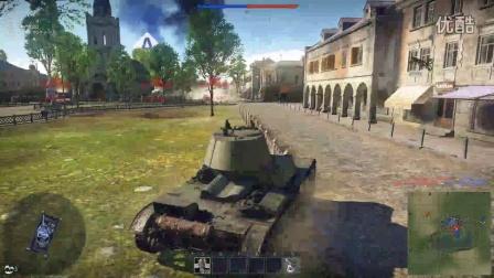 【南北】War Thunder游戏体验