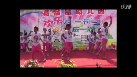 杞县宗店乡瓦岗村亮晶晶学校2016年六一儿童节 三年级 摇篮曲