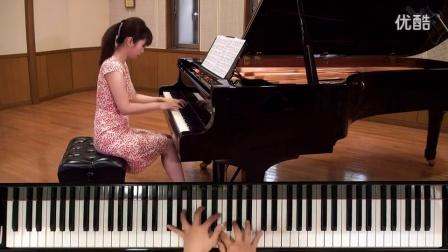 013 门德尔松 春之歌 Op62 No6 世界钢琴经典名曲100首