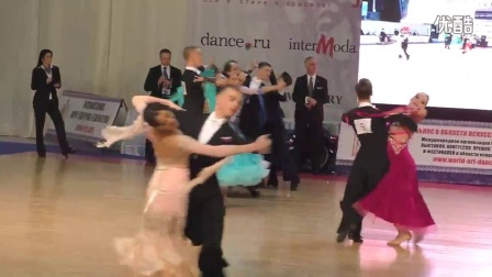 2016 WDSF Youth Open STD Full 莫斯科公开赛青年摩登舞比赛完整版