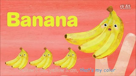 英语儿歌水果歌 Finger Fruits Song 美国儿童英语USA Kids English 最强英语早教网站