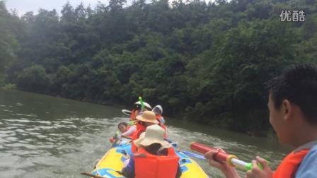 2016.8.14鸳鸯溪漂流之平湖飞艇