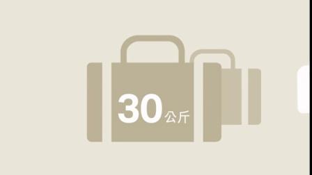 全新行李政策,助你翱翔人生