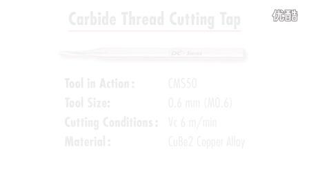 DC Swiss NANO 微型螺纹专用工具