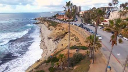 San Diego Sky  An Aerial Tribute