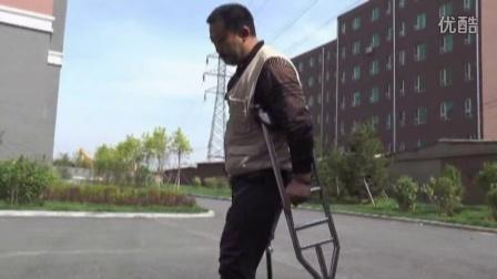 参加大连专利交易会和北京辅具用具博览会视频
