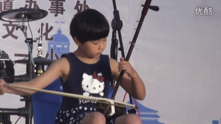 二胡独奏:北京有个金太阳