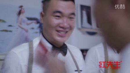《盛夏之光》 福山宾馆 梦幻森系主题 红先生婚礼设计大师