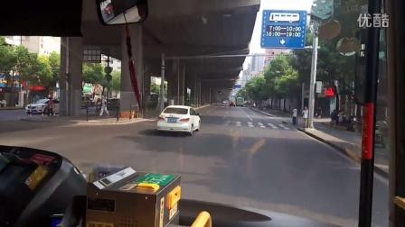巴士五公司七车队850路【LV-199】共康六村至政通路淞沪路全程(2)(绝版)