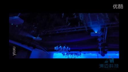 金沙湾大酒店宴会厅大屏幕投影-洲迈案例