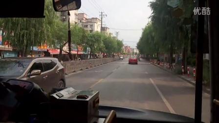 巴士五公司七车队850路【LV-199】共康六村至政通路淞沪路全程(1)(绝版)