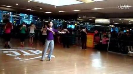 蓝色的多瑙河 舞蹈示范