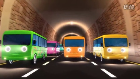 儿歌 英文 buses