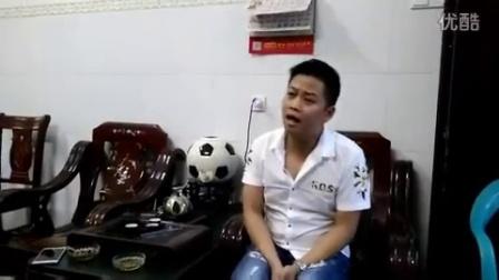 潮汕歌手马学奇与郭培嘉合唱潮语歌曲《苦恋》