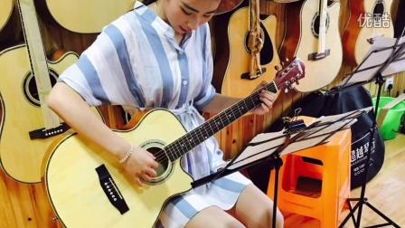 兴化超越琴行2016.暑期吉他班学员