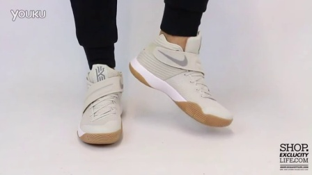 Nike Kyrie 2 Light Bone 上脚近赏