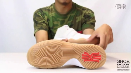 Nike Kyrie 2 - Light Bone - 实物细节近赏