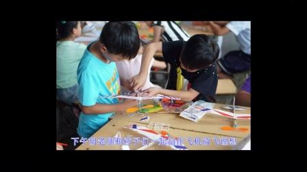 河南孟津朱寨小学活动视频——武城职业学院