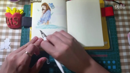 【Big薯条手账】拼贴大法花漾和风贴纸